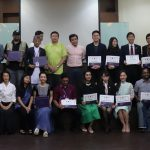 CREEW in United Nation University (UNU-IAS) 2019 ProSPER.net leadership program in Quezon City, The Philippines